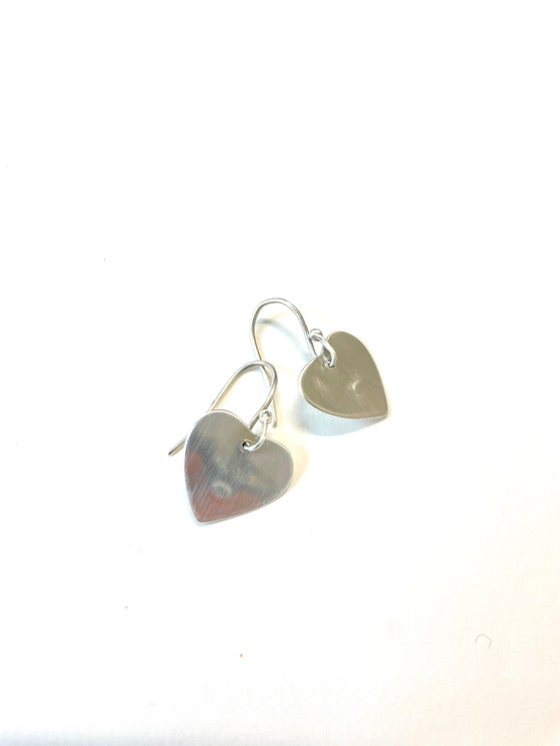 Image of Boucles d'oreilles «heart»