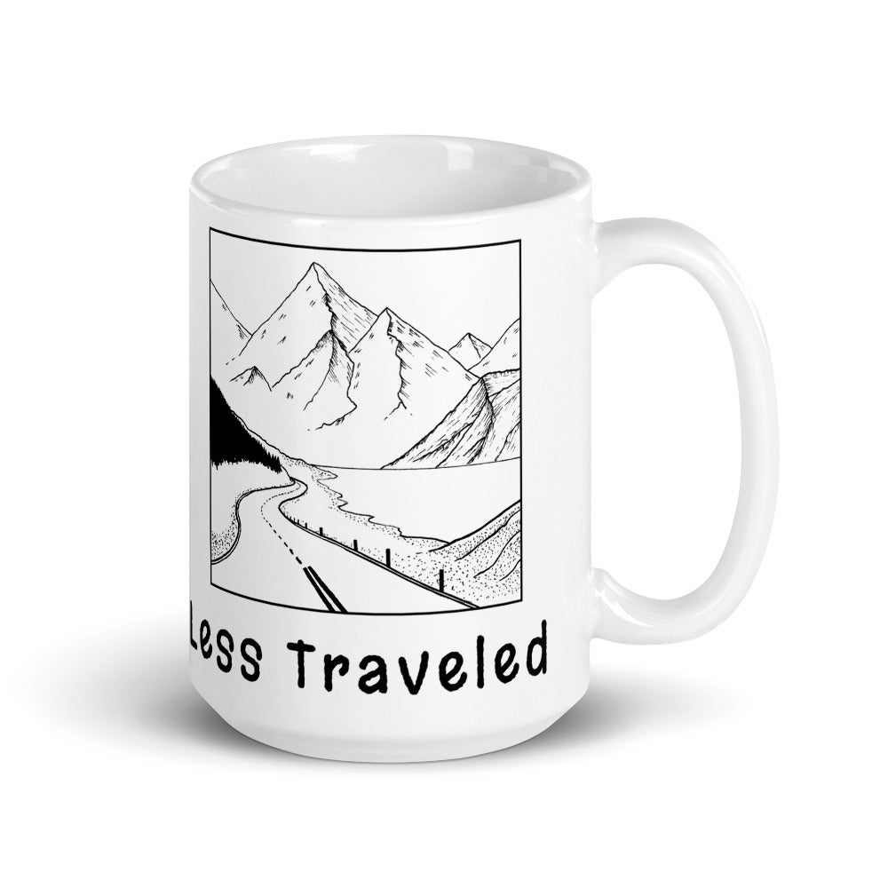 Image of The Road Less Travelled Mug