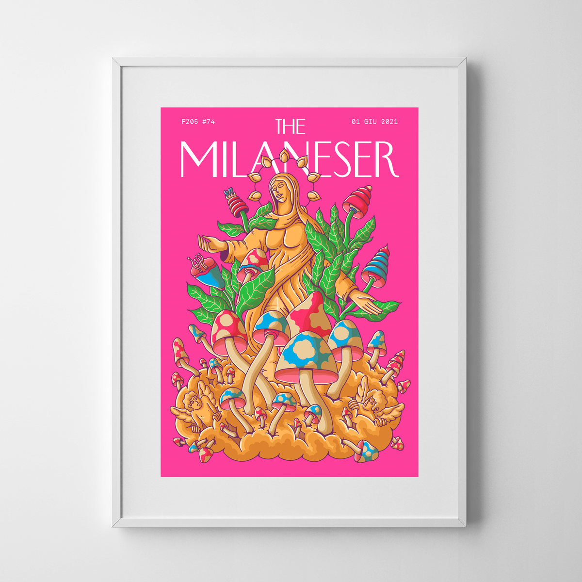 Image of The Milaneser #74