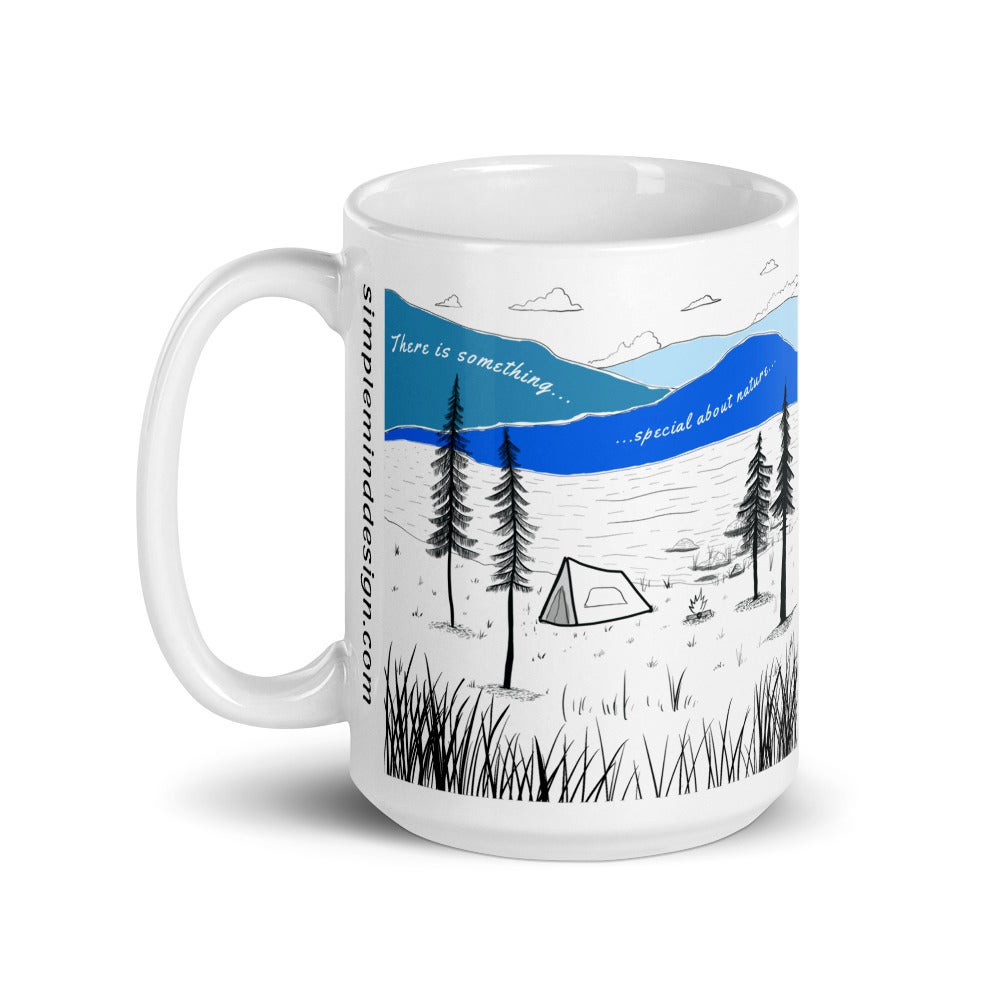 Image of Something Special About Nature Mug