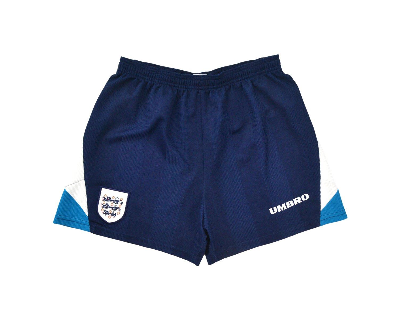 Image of 1995-97 Umbro England Home Shorts S