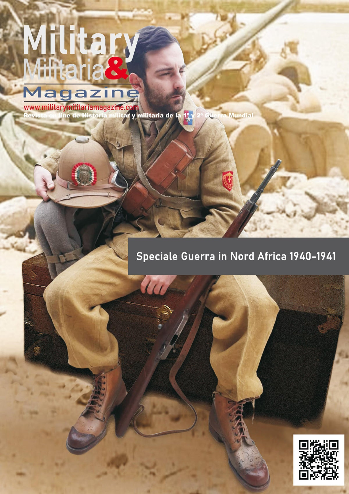 Military & Militaria Numero Speciale Guerra in Nord Africa 1940 - 1941