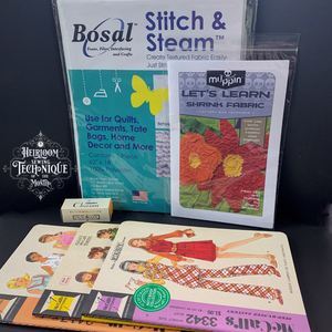Heirloom Sewing Technique of the Month Box - July 2021 - Ships July 15th