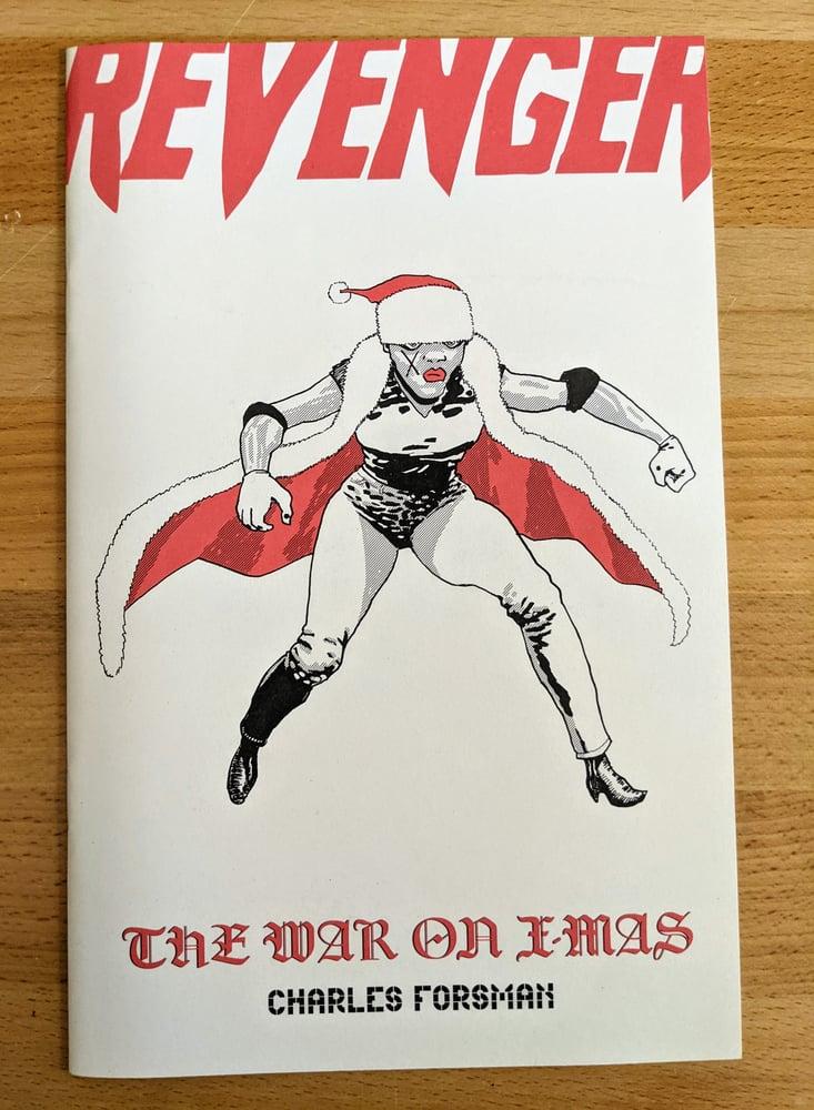 Image of Revenger: The War on X-MAS