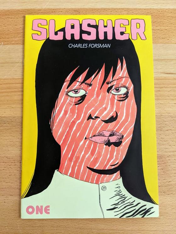 Image of Slasher issue one