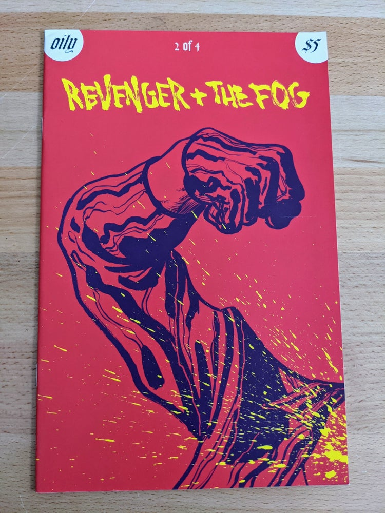 Image of Revenger & The Fog #2