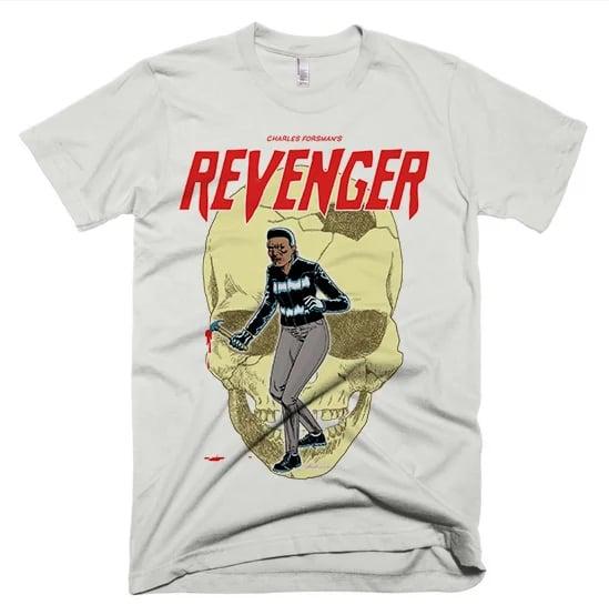 Image of Revenger Skull Tee Shirt
