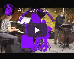 Image of Aff - Lov - Ski - Trio