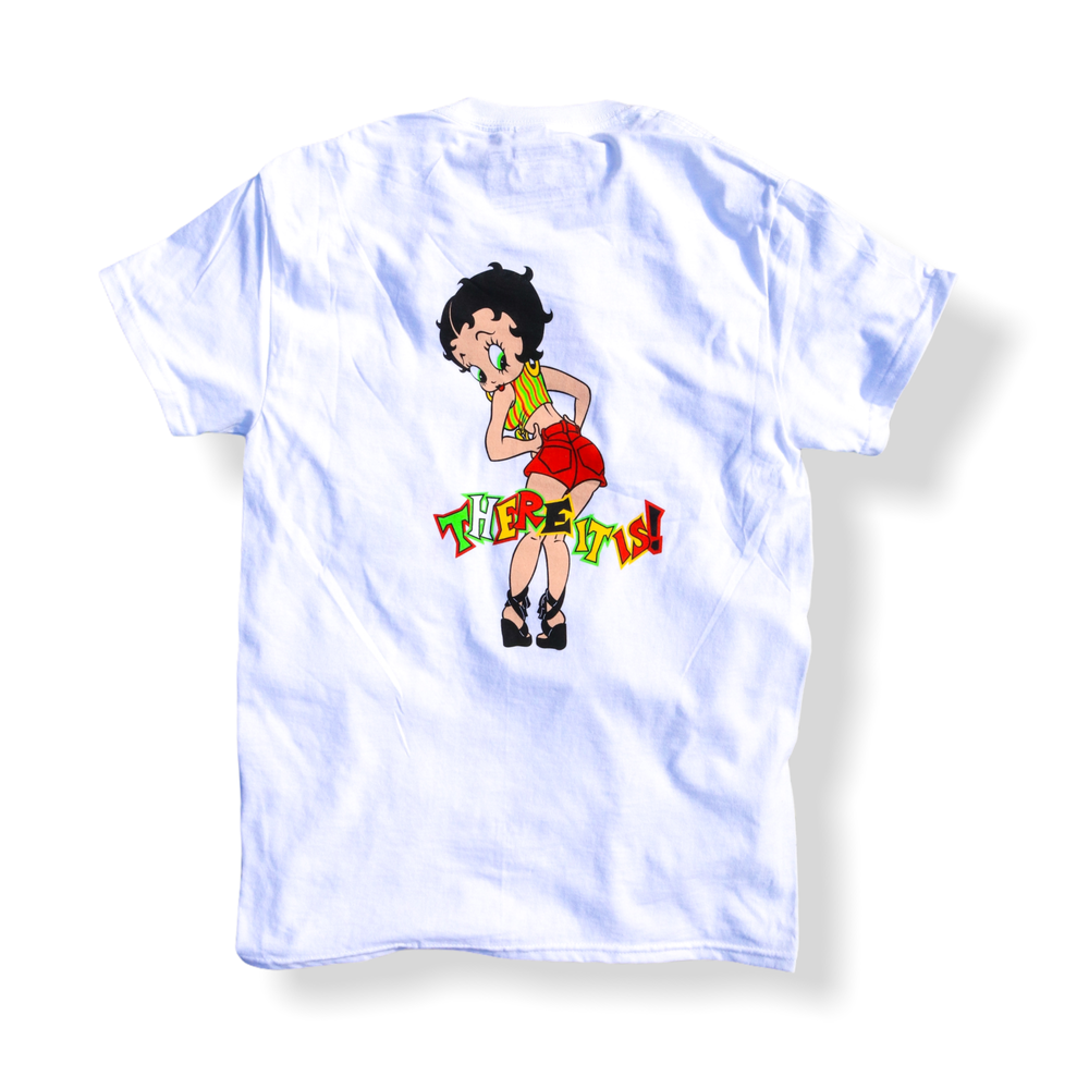 Betty Boop - Boop There It Is Shirt