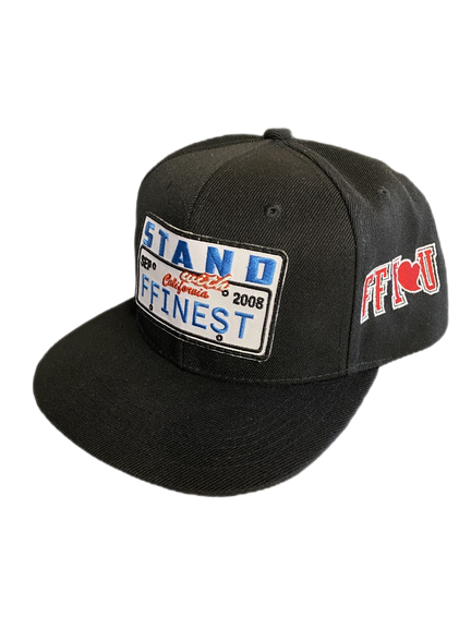 Image of STAND with FFINEST Hat