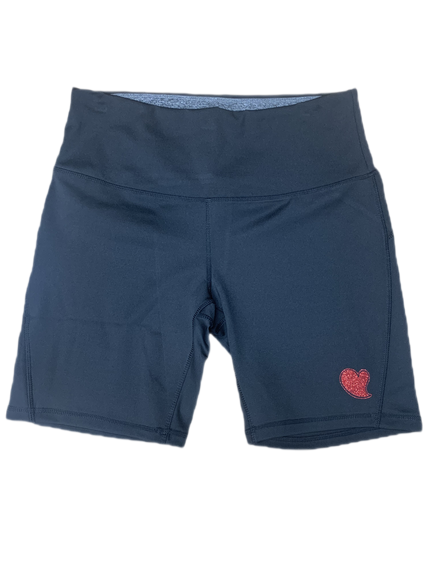 Image of Ladies Love Biker Shorts