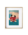 Get Your Head In The Clouds (Print)