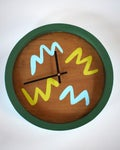Image of Squiggle Clock
