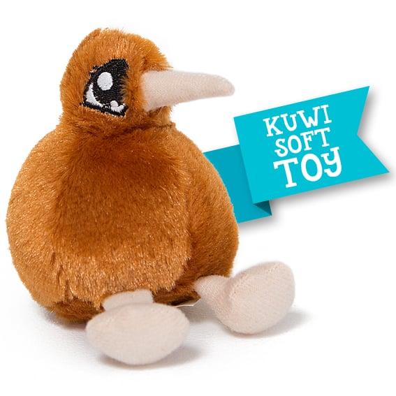Little Kuwi Soft Toy (8cm)