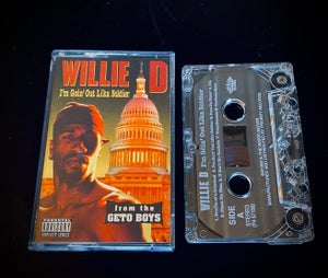 """Image of Willie D """"I'm goin' out Lika soldier """""""