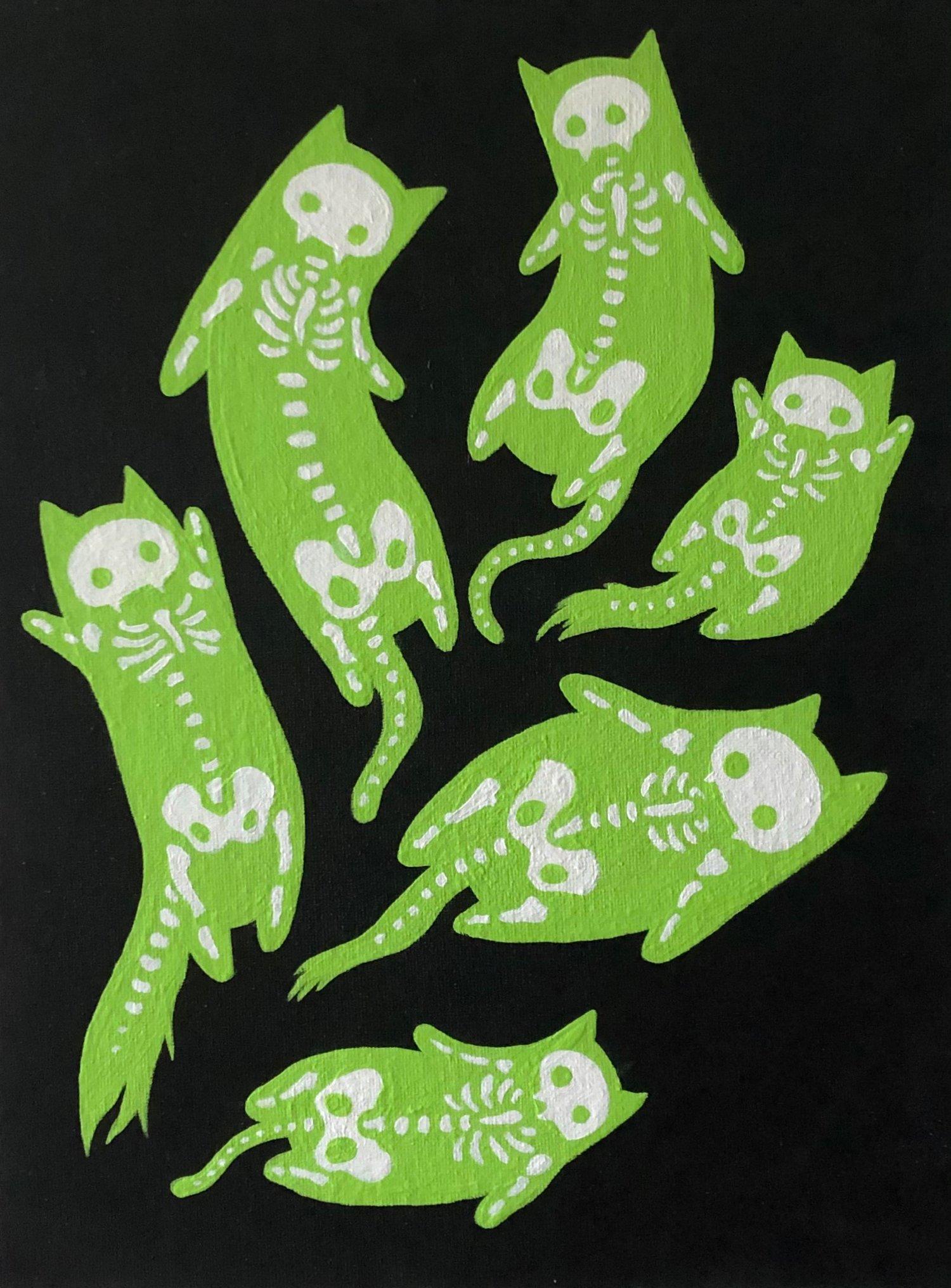 Cat Skellies
