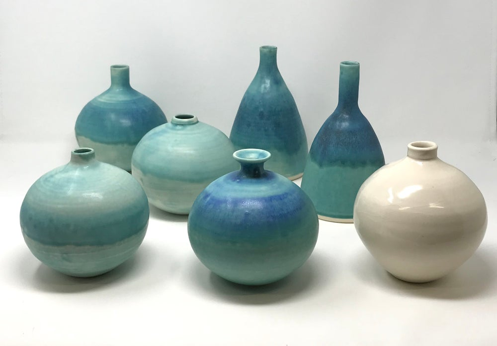Image of Large Bud Vase