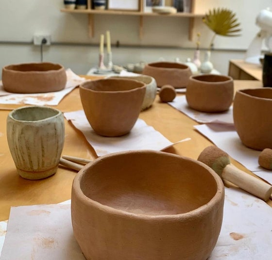 Image of Pinch Pot Making With Catherine Field  November 6th 11am-1pm
