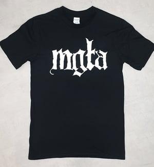 Image of MGŁA - 'Ersatz' men's t-shirt