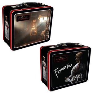 Image of Annabelle Tin Tote Lunch Box