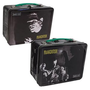 Image of Universal Monsters Frankenstein Tin Lunch Box