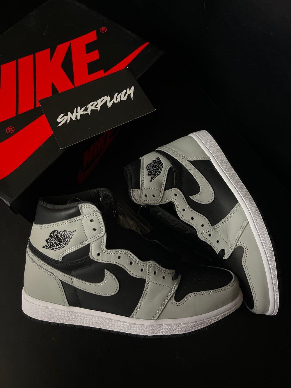 """Air Jordan 1 High """"Shadow 2.0"""""""