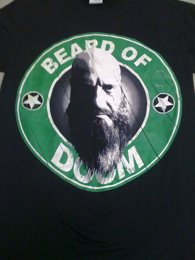 "Kirk Windstein ""Beard Of Doom"" shirt"