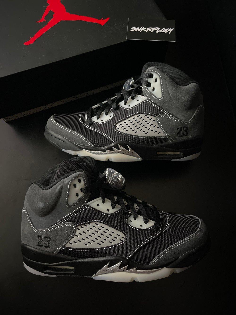 """Air Jordan 5 """"Anthracite"""""""
