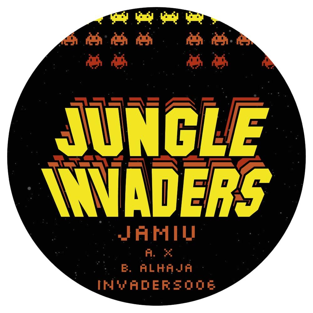 Image of JAMIU - JUNGLEINVADERS 006