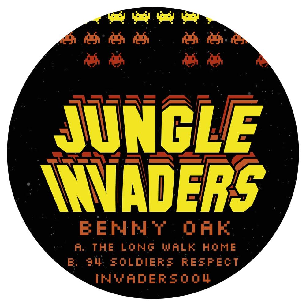 BENNY OAK - 👾 JUNGLE INVADERS 004 👾