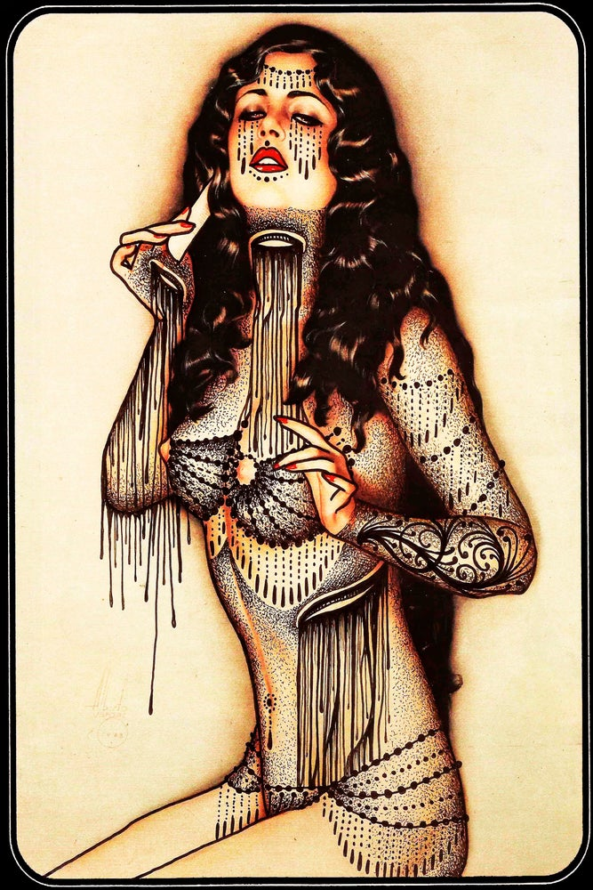 Image of Painful Beauty -artist proofs-