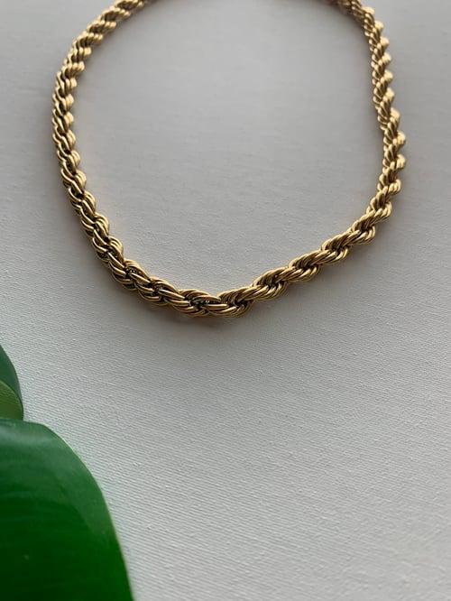 Image of VIVA • Rope Chain Choker