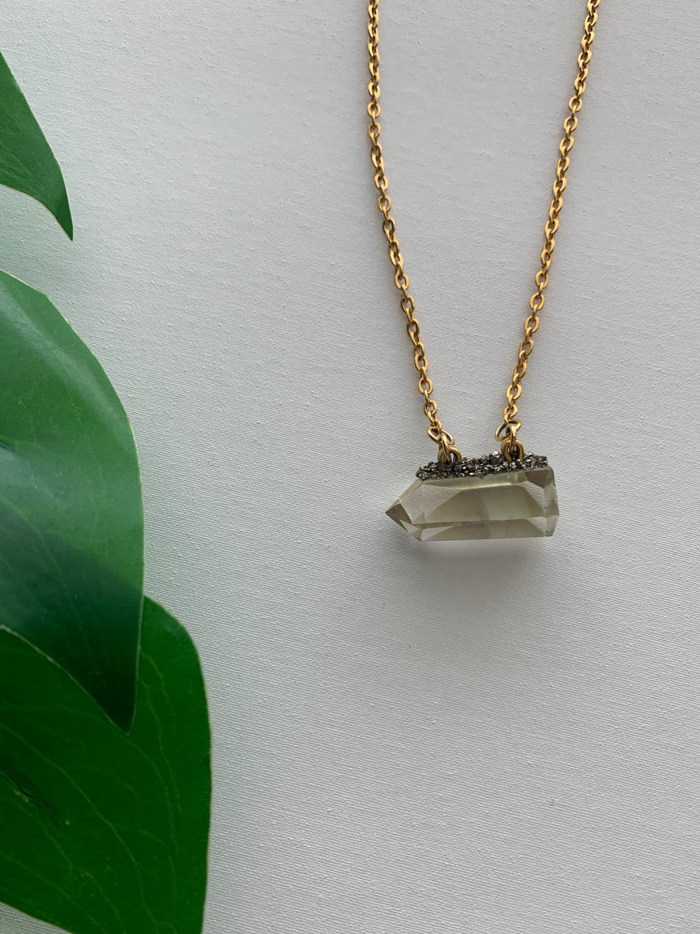 Image of VEGAS • Crystal necklace