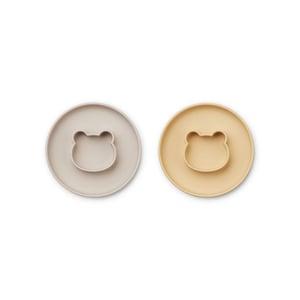 Image of Set de 2 platos