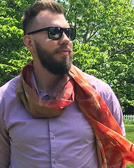 Image of Scarf - Wind for Days