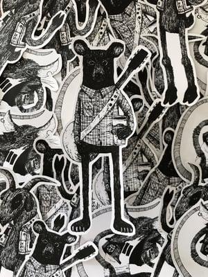 Image of Animal Sticker Pack