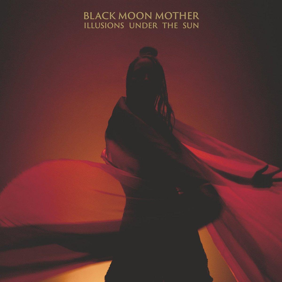 BLACK MOON MOTHER - ILLUSIONS UNDER THE SUN LP (BLACK VINYL)