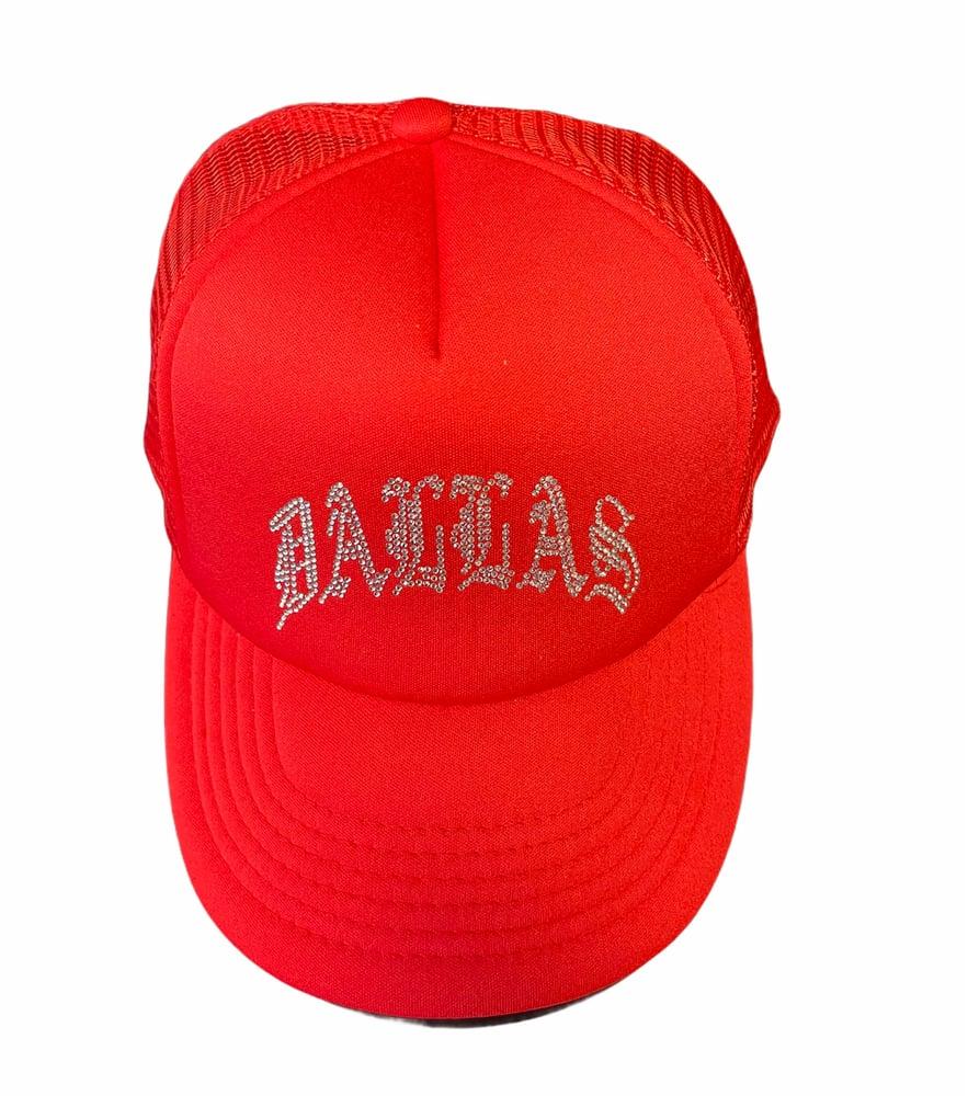 Image of DALLAS TRUCKER HATS (5 COLORS)