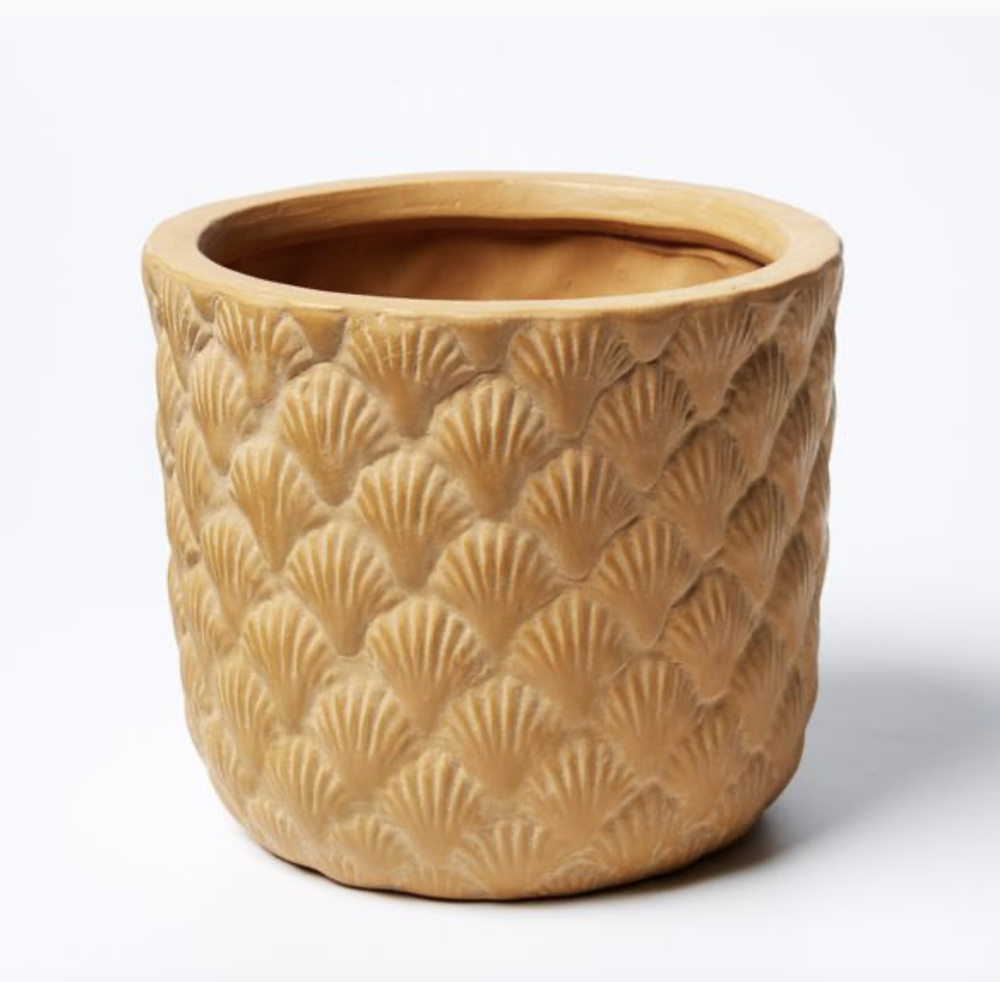 Image of Shell Planter Tobacco