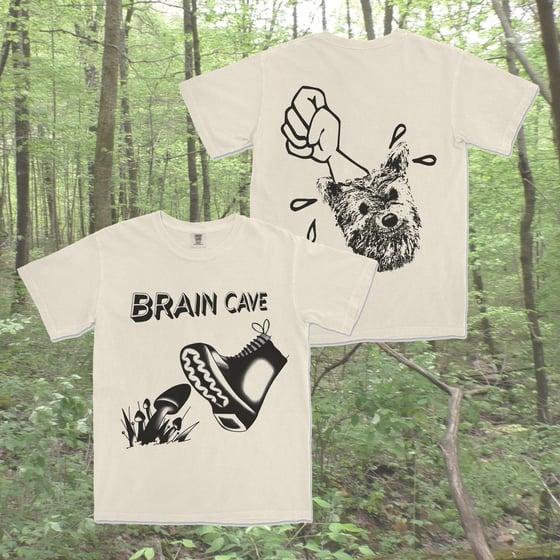 Image of Brain Cave - Log World Shirt