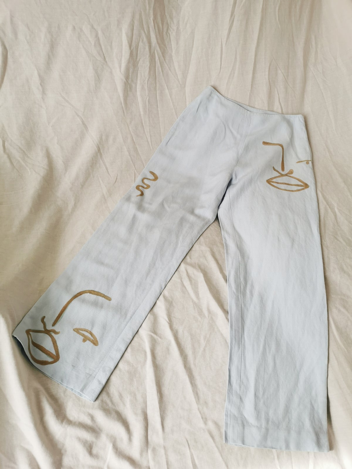 Image of skillet trousers