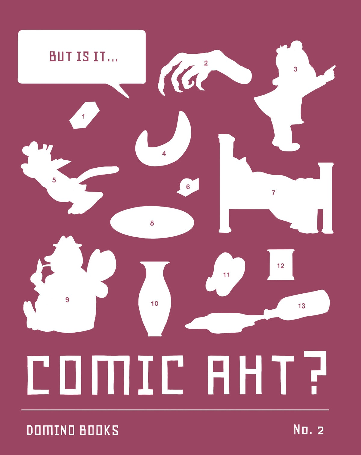 Image of But is it... Comic Aht? #2