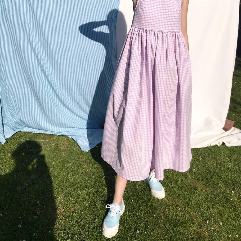 Image of cloud dress