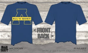 "Image of ""MICHIGAN"" T-shirt ($11 flat [includes shipping!])"
