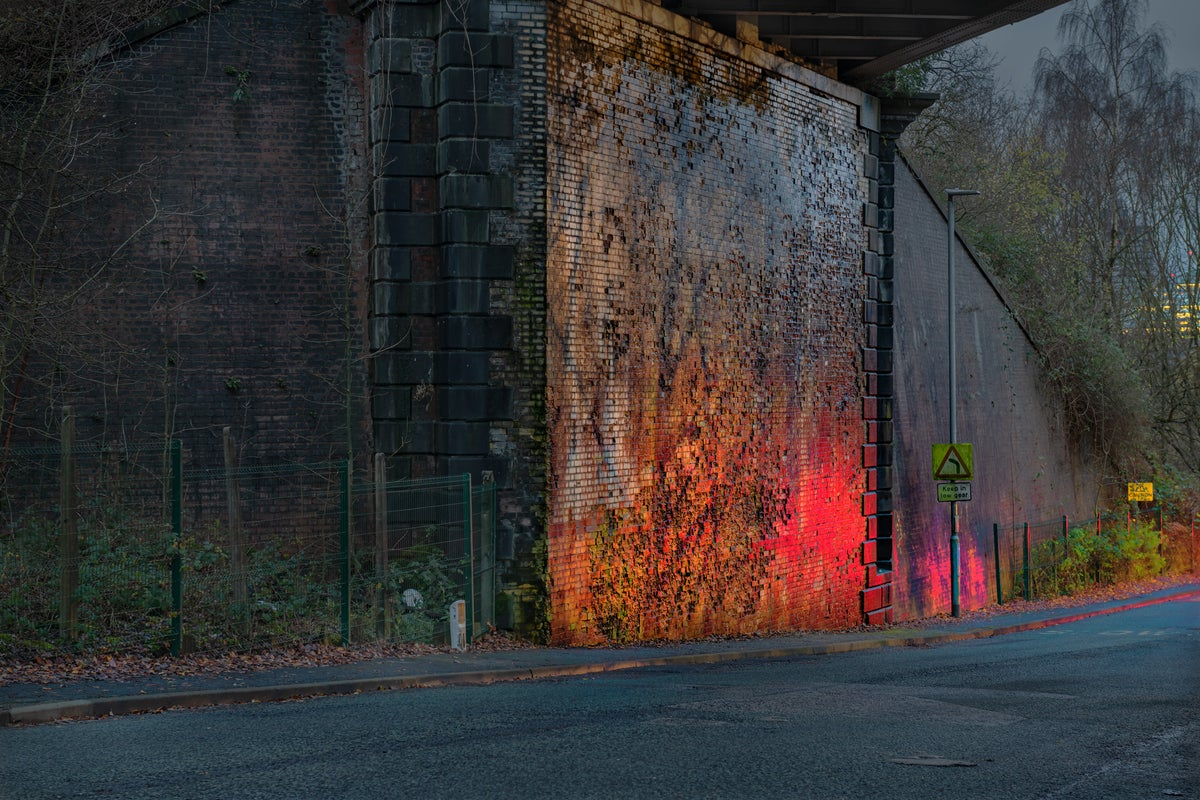 Image of COLLYHURST ROAD, MANCHESTER, 7.53am