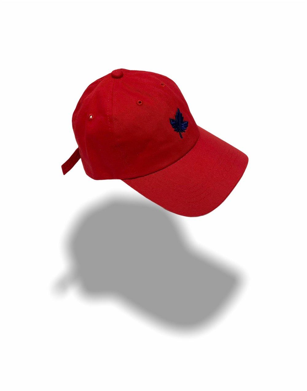 Image of Kardinal Red Golf Cap