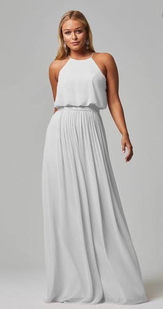 Image of Sylvia Dress. Vintage white. Tania Olsen at NATASAstudio.