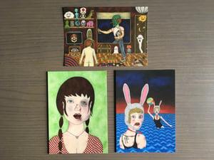 Image of Nicolas Le Bault / Postcard set