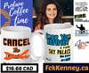 FckYouKenney&YourSkyPalace-CanceltheUCC Mug