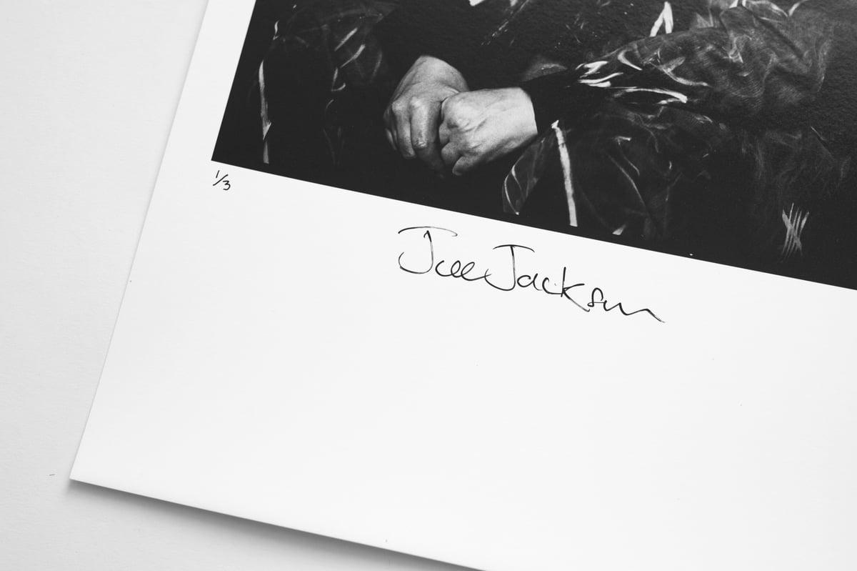 Joe Jackson - SIGNED